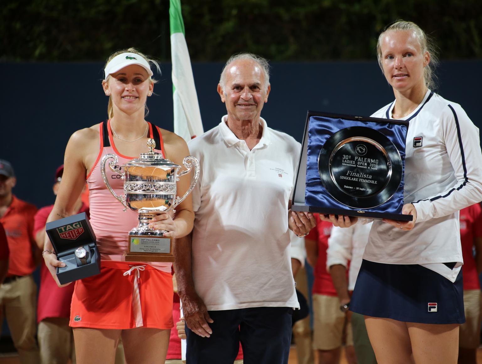 Jil Teichmann, campeona del WTA de Palermo   Reial Club de Tennis ...