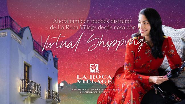 Virtual Shopping de La Roca Village