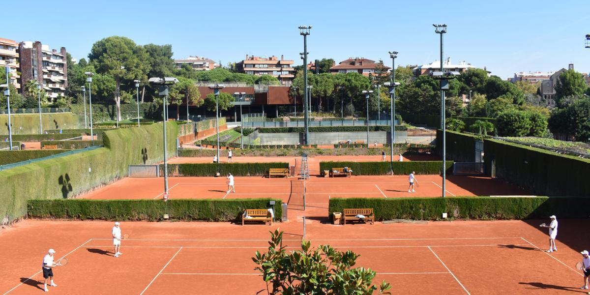 Instalaciones   Reial Club de Tennis Barcelona